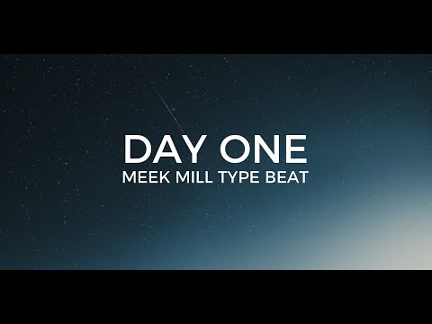 """Meek Mill intro type beat """"Day one""""     Free Type Beat 2020"""