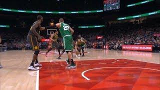 Jeremy Lin Highlights - Celtics at Hawks 1/19/19