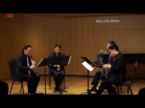 The Nutcracker Suite by Piri Quartet