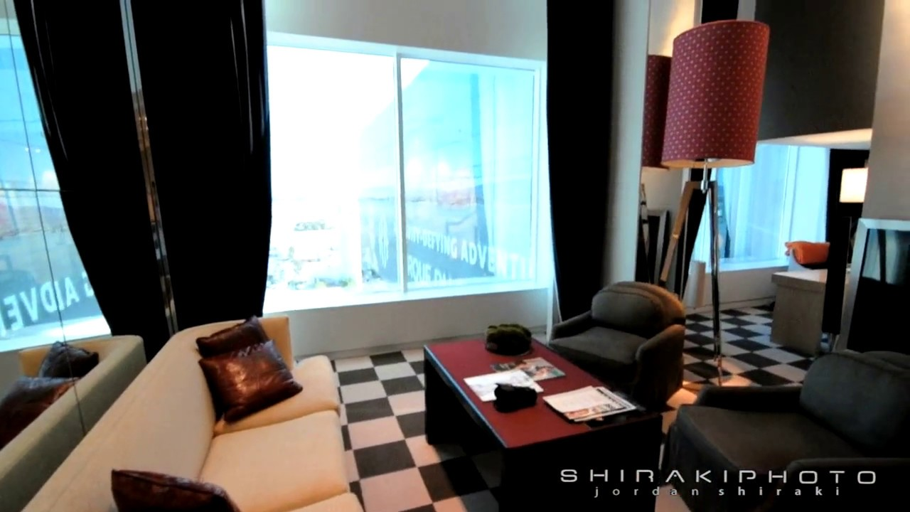 Mgm One Bedroom Suite Skyloft At Mgm Grand 1 Bedroom Walkthrough Tour Youtube