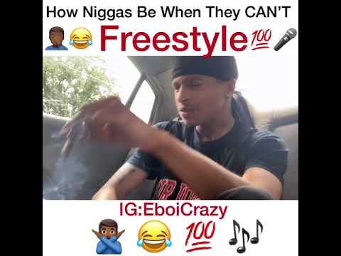 How It Be When You Can't Freestyle