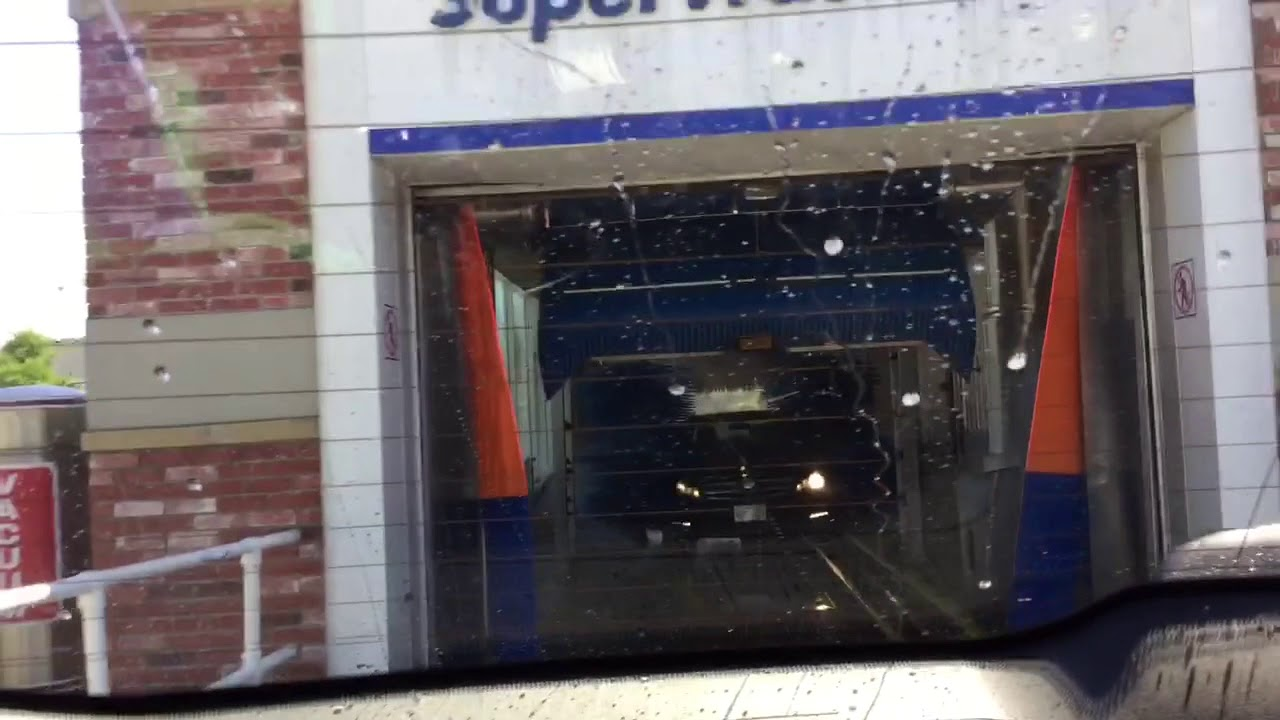 2 Macneil Tunnels At A Petro Canada Super Wash In Markham And The Klassic Car Wash In Barrie