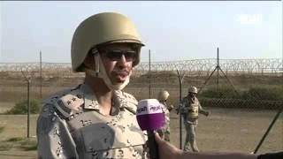 هدوء حذر وحراسة مشددة على الحدود السعودية اليمنية
