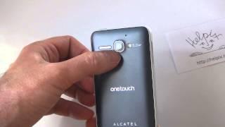 распаковка обзор alcatel one touch star 6010d