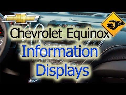 Chevrolet Equinox | Information Displays |  🚗🛠