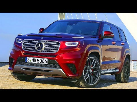 2020 Mercedes-Benz G-Class - YouTube
