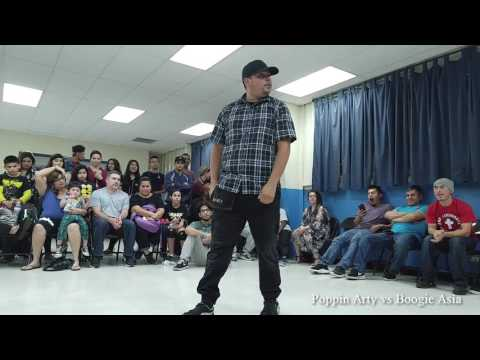 NxG's FreeSession Mondays - Poppin Arty vs Boogie Asia