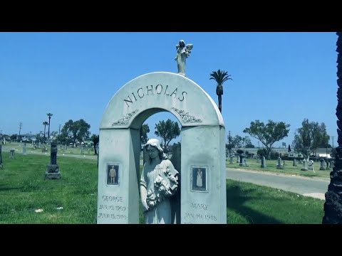 Calvary Cemetery-East Los Angeles