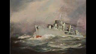 Destroyers Yugoslav Royal Navy/Разарачи Југословенске Краљевске Ратне Морнарице
