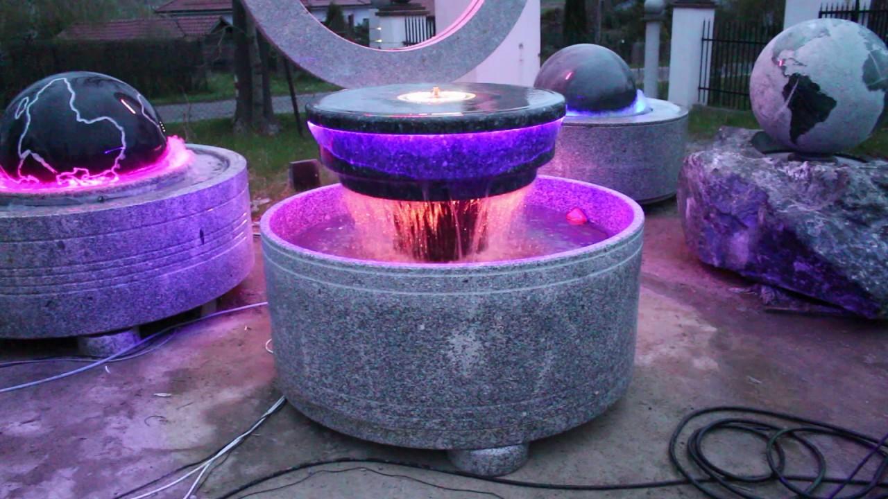 wasser springbrunnen f r garten wohnideen. Black Bedroom Furniture Sets. Home Design Ideas