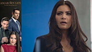 Por Amar Sin Ley 2 - Capítulo 41: Cristina sufre acoso sexual - Televisa