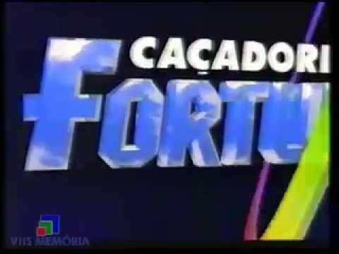 Abertura Caçadores da Fortuna - Rede Manchete (1990)