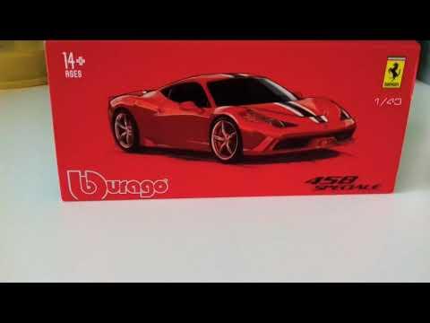 Gt Juju Irl Ma Nouvelle Ferrari Miniature Hyper Rare Youtube
