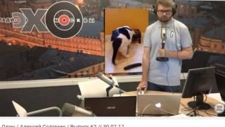 Отзыв от BobCat ТВ на радио. Отрывок из залитого на ютуб эфира Эхо Москвы