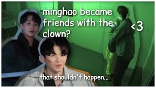 seventeen's horror special but make it chaotic