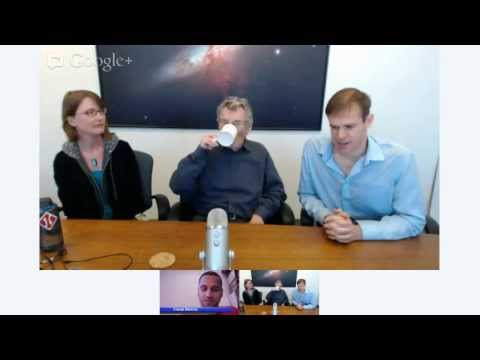 Origin of Life in Hydrothermal Vents and Implications for Mars (SETI Chats)
