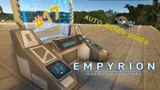 REPAIR BAY & AUTO MINER CORES   Empyrion Galactic Survival   Alpha 8 main release   #17