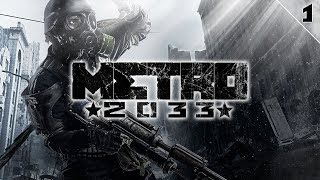 PRIMER CONTACTO | METRO 2033 Gameplay Español
