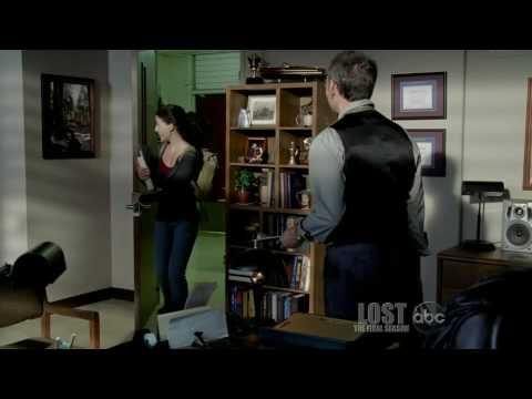 LOST: Ben chooses Alex over power [6x07-Dr. Linus]