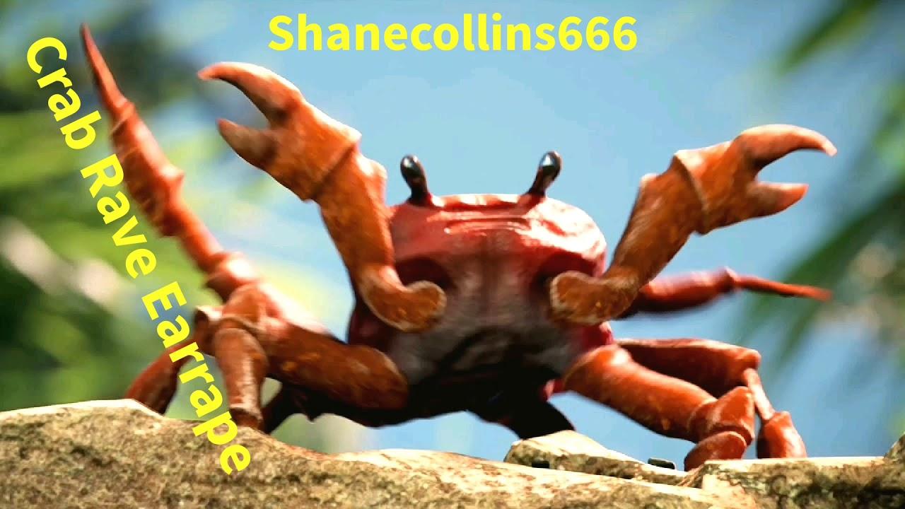 crab rave earrape