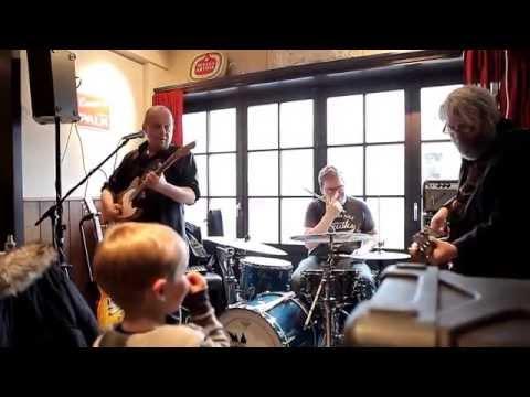 Jan de Bruijn Trio - Georgia on my Mind (Live)