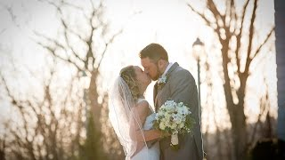 Nemacolin Woodlands Resort Wedding Video Farmington PA | Sara & Tyler