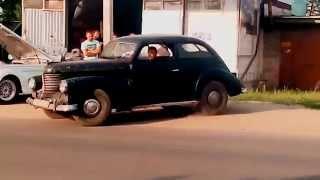 Opel Kapitan Опель Капитан 1939 год (Пенза) июль 2015