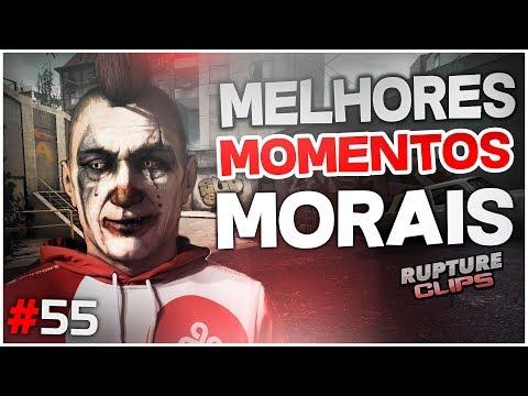 #55 MORAIS: TWITCH MELHORES MOMENTOS