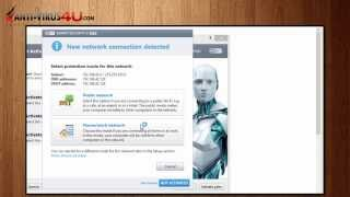 Install and Download ESET 2015/ ESET Smart Security 8/ ESET NOD32 Antivirus 8