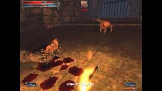 Severance: Blade of Darkness - First Person View - Sample 1 - Exclusively for Old-Games.ru