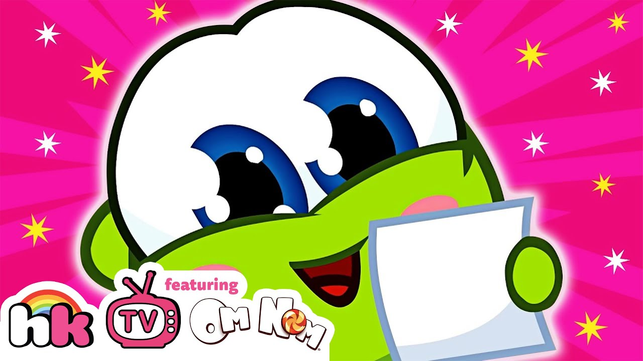 Best of Om Nom Stories: Nibble Nom Stories All Episodes | Cut the Rope | Cartoons | HooplaKidz TV