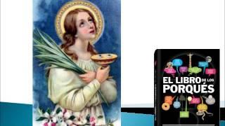 ¿Por qué se representa a los santos con aureola?