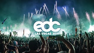 EDC Las Vegas 2019 - Festival Mashup Mix | EDM & Electro House Party Music