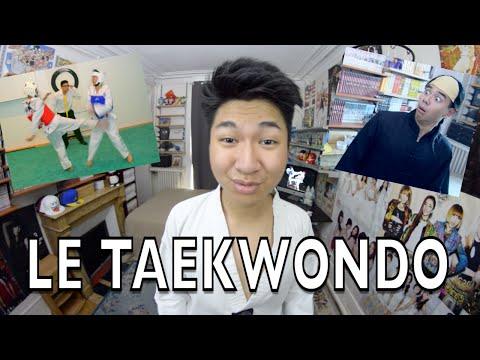 0 LE TAEKWONDO   LE RIRE JAUNE