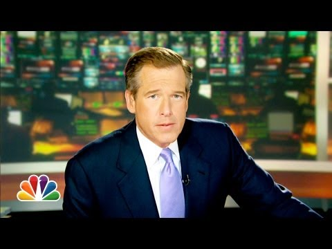 """Lol: Jimmy Fallon Plays A Mashup Of NBC News Anchor Brian Williams Rapping The Snoop Dogg Classic """"Nuthin' but a 'G' Thang."""""""