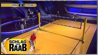 Spiel 11: Volleyball P - Schlag den Raab 50