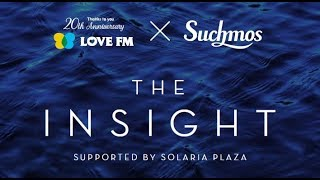 """LOVE FM × Suchmos """" THE INSIGHT """" SUPPORTED BY SOLARIA PLAZA 2017.1..."""