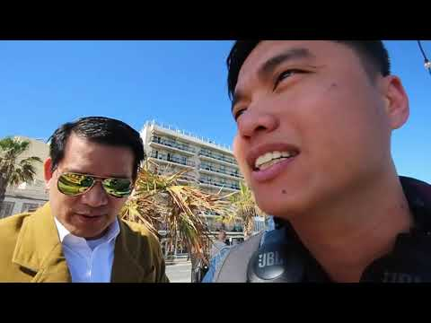 Malta Vlogger And The Stay In Carer (Ft. Kabayan Buffet)