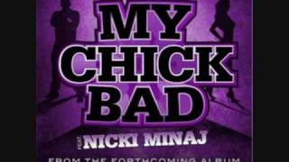Ludacris ft. Nicki Minaj- My Chick Bad Instrumental