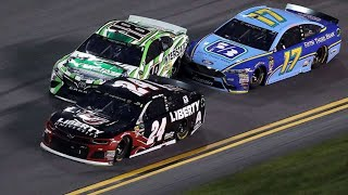 NASCAR Tempers Flare #11