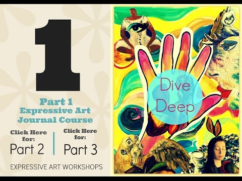Part 1 - How To Process Emotional Pain With Expressive Art