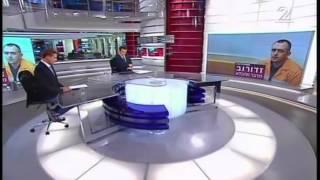 רומן זדורוב בראיון טלפוני ששודר ב 3.3.16 בחדשות ערוץ 2