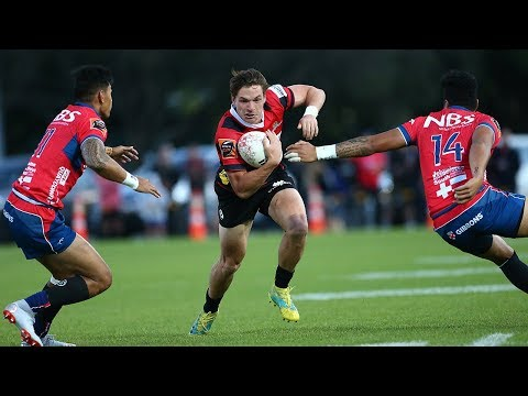 SEMIFINAL HIGHLIGHTS: Tasman v Canterbury - 2018