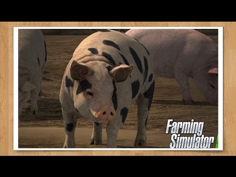 farming simulator 2017 how to feed your animals
