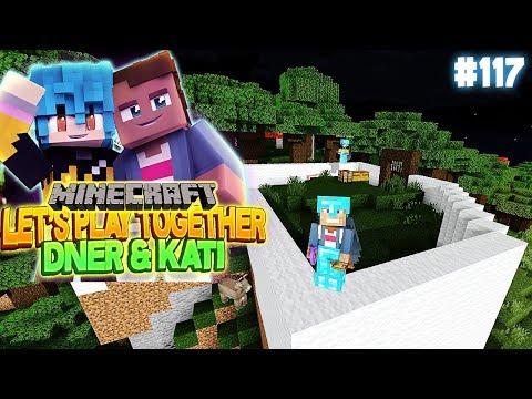 Wir bauen ein SCHLOSS | Minecraft mit Kati & Dner #117