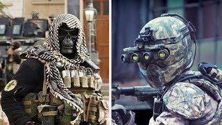Dünyanın En Korkutucu ve En Güçlü 10 Özel Askeri Kuvveti