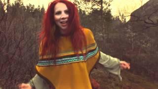 "Elin Kåven ""Váimmu čuovga - Heartlight"" musicvideo"