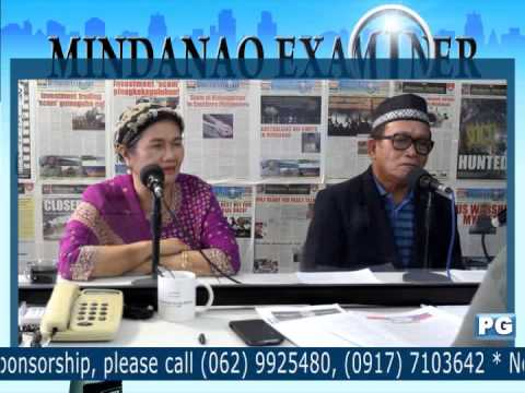 Mindanao Examiner Tele-Radyo (Sultanate of Sulu and North Bo