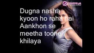balam pichkari  lyrics