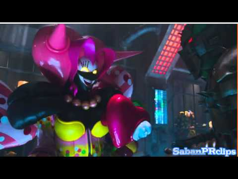 Power Rangers Dino Charge - Powers From The Past - Cell Block 7